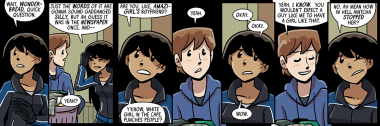 uploads to website, crosses fingers, PHEW NO OTHER STRIP TITLED SILLY YET
