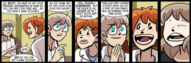 last two panels a snapshot of how their relationship is basically always
