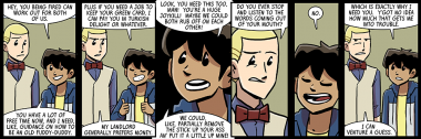 maybe the strip will be about only jason and walky from now on