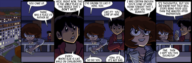 this is the truest thing this webcomic has ever trued