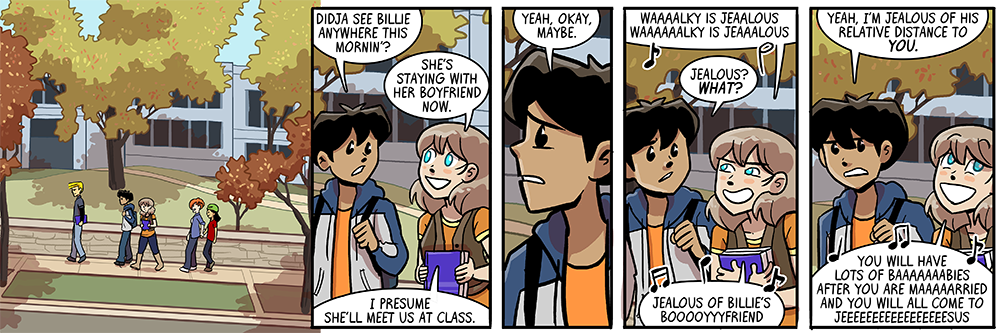 dumbing of age is now in aaaaaaaaautumn