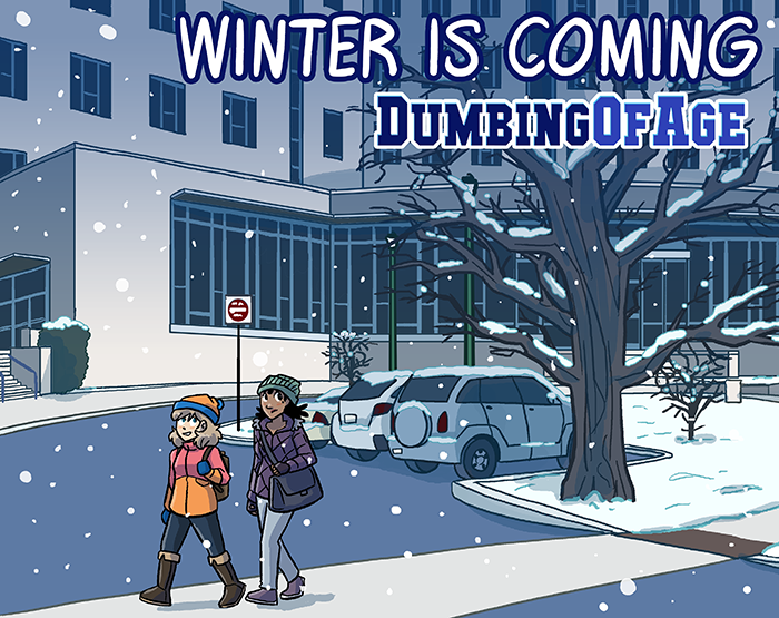 Dumbing of Age - A college webcomic by David Willis