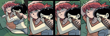 dumbing of age is four years old today and everyone's still making terrible decisions