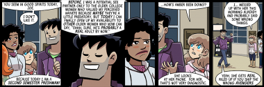 never ship anybody with hawkeye, he's the worst