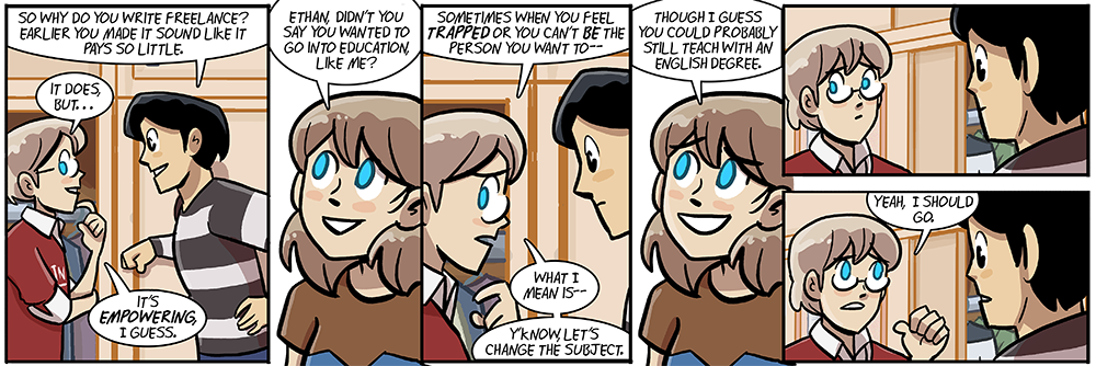 dumbing of age is three years old today