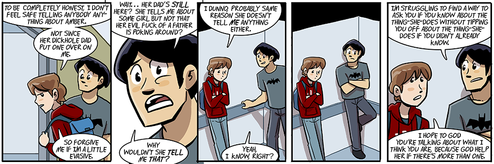 dumbing of age stubbornly refuses to pass the reverse bechdel test
