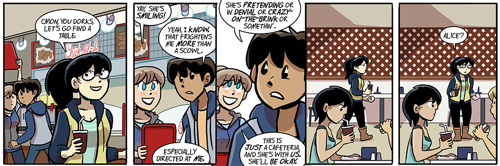 dammit joyce don't you know this webcomic is fueled by subverted hubris