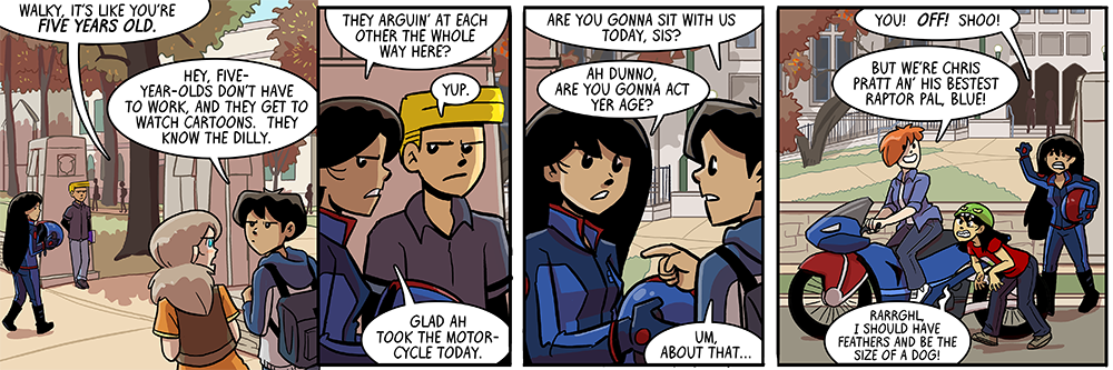 dumbing of age started this day in 2010