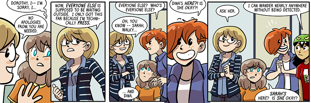 what kind of monster would kill off dina in their dumb comic