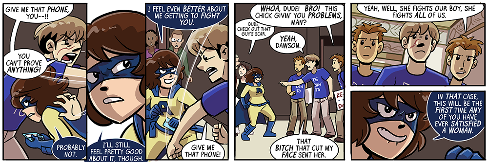 dumbing of age is now six years old
