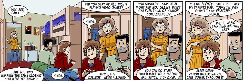 welp i've now been doing webcomics for 20 years