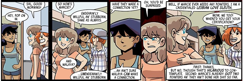 sadly 'bisexual' isn't as alliterative