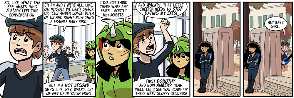 dumbing of age book 22: you're my present this year
