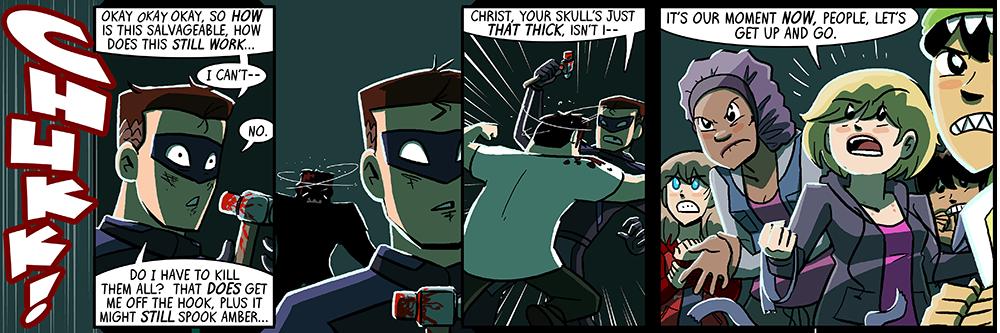 supervillain team-up over