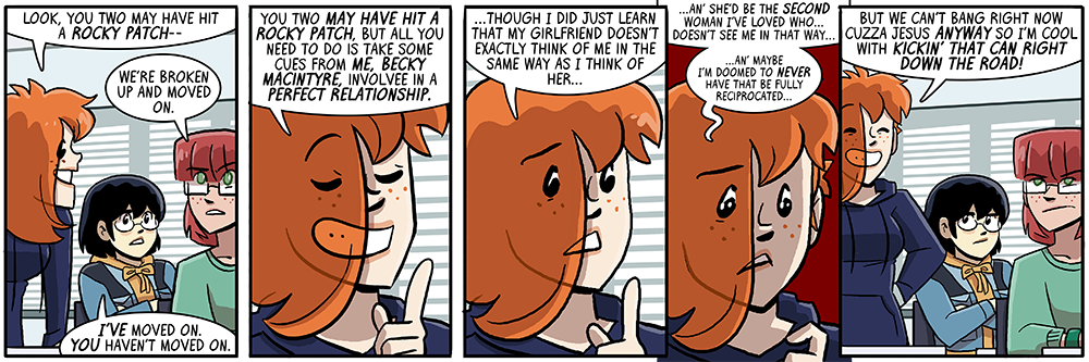 a problem for future becky