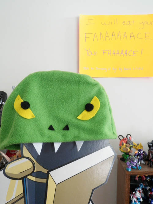 Hat – a message from the hat